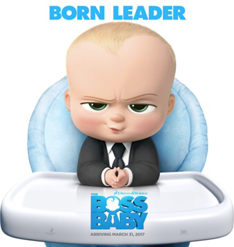 Giveaway A Morning At The Movies With The Boss Baby A